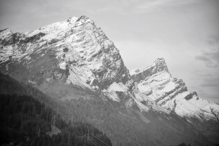 Mountain Scenics Landscape No People Mountain Range Monochrome _ Collection Monochrome Photography Mountain Peak Landscape Photography Black & White Monochrome Photograhy Black & White Photography Taking Photos Landscape_Collection EyeEm Landscape Switzerland First Eyeem Photo EyeEm Best Shots The Week On EyeEm EyeEm Gallery My Point Of View EyeEm Selects Hiking Adventure Landscape_photography Been There. Done That. Lost In The Landscape Perspectives On Nature
