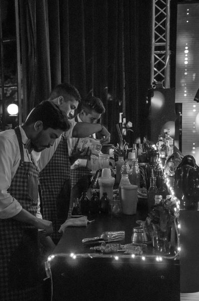 Palacio San Souci (Victria-Buenos Aires) Luxury Luxurylifestyle  Palace Palacio San Souci Party Lifestyles Discotheque Bartender Preparing Drinks Barmantender Barman Discoteca Cocktails Drinks Drink Drinks! Bar At The Bar Night Club Peopleinframe People EyeEm Black&white! Eyeem Black And White Photography Peoplephotography Black And White Collection