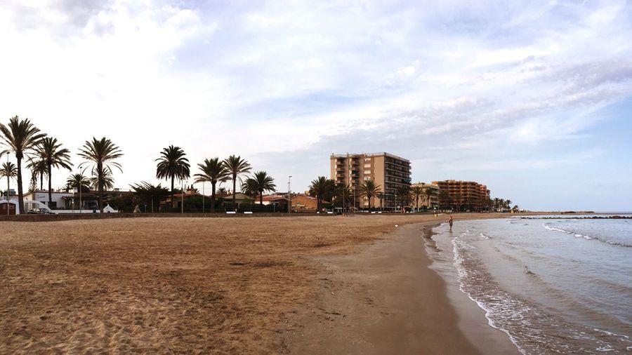 SPAIN Enjoying Life Hello World Beach