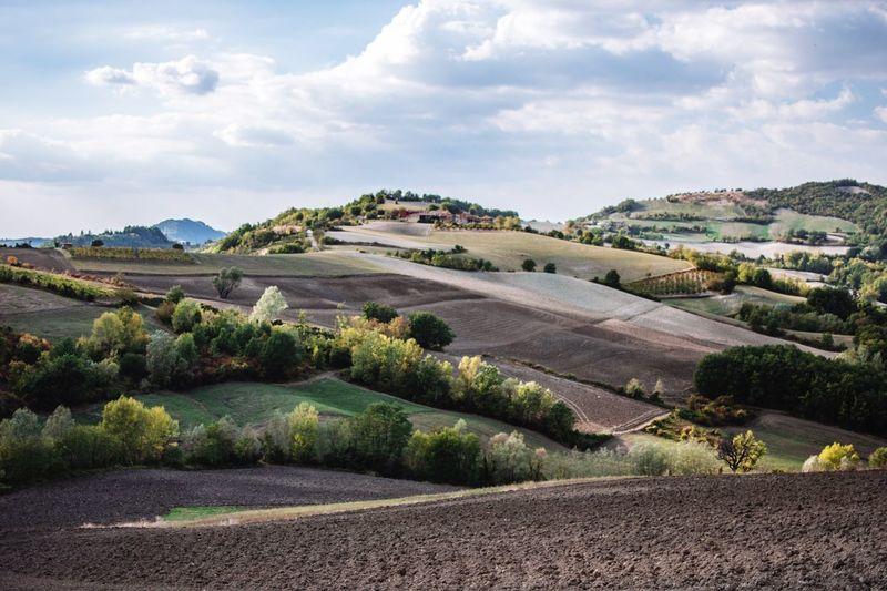 my land Cloud -