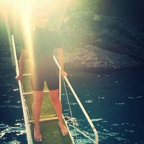 Scuba Diving Thats Me  Swim Yatch