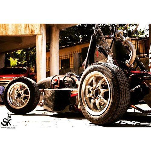 Racecar Madebyengg Photoshoot Fun Njod !!