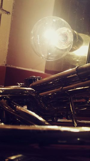 French Horn Music School Light And Shadow