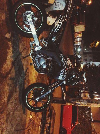 Brapp brappp to penang . Hyperpu9 Supermotard Enjoying Life Malaysia