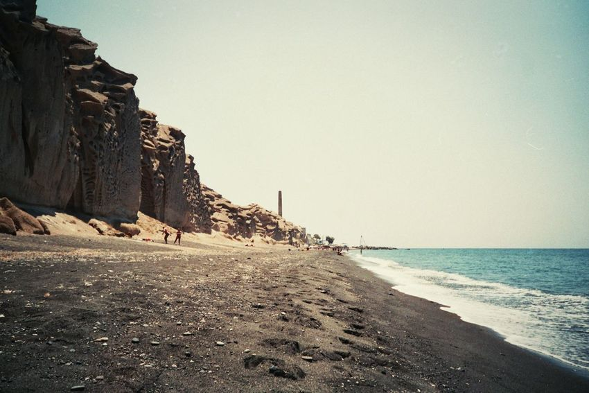 Diagonal Beach Seaside Sea_collection Sea View Diagonal Lines 35mm 35mm Film Film Photography Filmisnotdead Analogue Photography Lomo LC-A Lomo Travel Travelgram Summer Sand & Sea Life Island Vulcano ExploreEverything Showcase March