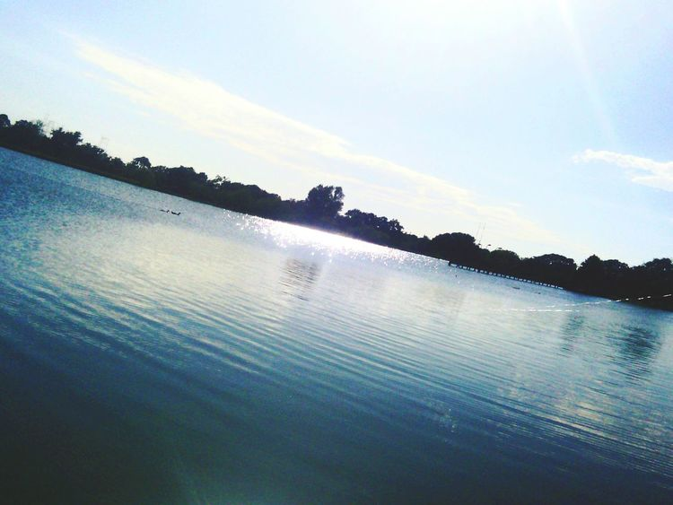 Day of fishing Water Lake