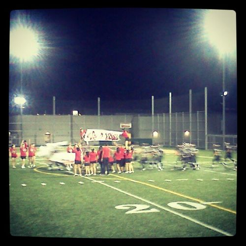 Fridaynightlights Halftime (: Football Gotoros !