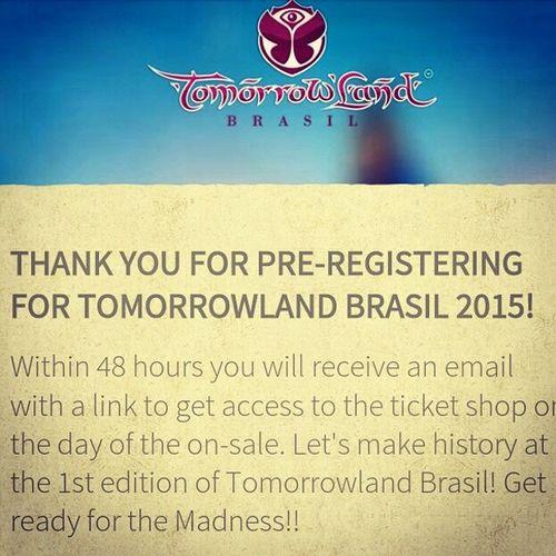 Ahora a ver cuán endeudado quedo TomorrowlandBrasil Travel Dream Manija Reserve Electronic Dance ylareconchadetumama papapapa
