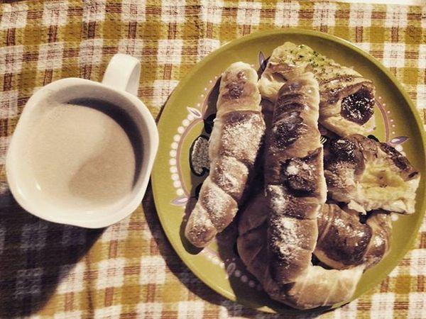 Desayuno dominguero Facturas Cafeconleche Plato Taza Rastasmgph Desayunos Desayuno