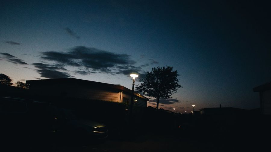 EyeEm Selects Night Lights Nightphotography Sunset_collection The Week On EyeEm Walking Around Wanderlust Architecture Illuminated Leica Leicacamera Low Angle View Neon Neon Lights Night Night View No People Outdoors Sky Sunset