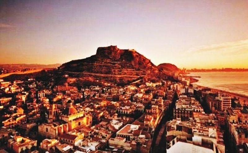 I love this city Ciudad Alicante Alacant