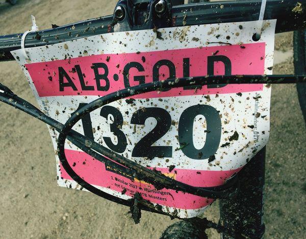 Mud Race MTB Race Mountainbiking Text Communication Day Outdoors No People Guidance High Angle View