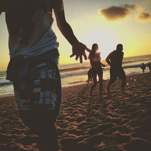 Sunset Photooftheday Beachparty Rfmsomnii Whatever Grammasters3