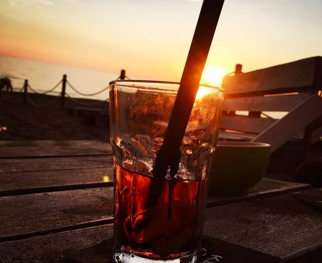 Drink Sunset Toskana Italien Cocktail Glass EyeEm Best Shots Toskana Italy Travel Destinations Sunset Glass Drink Sky Drinking Glass Refreshment Household Equipment Food And Drink Alcohol Table Orange Color Nature Glass - Material Close-up Sunlight No People Focus On Foreground Freshness Straw The Traveler - 2018 EyeEm Awards