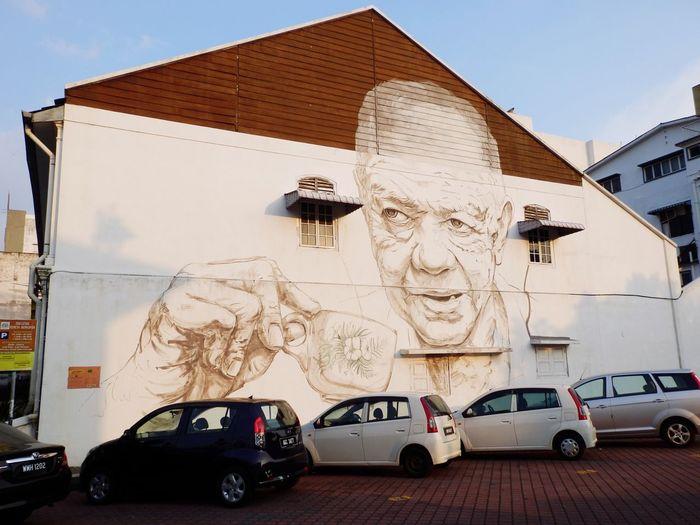 Mural Mural Art Malaysia