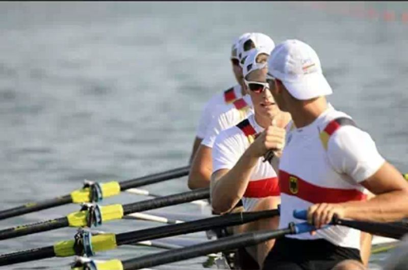 Rowing World Champion Rudern National Team