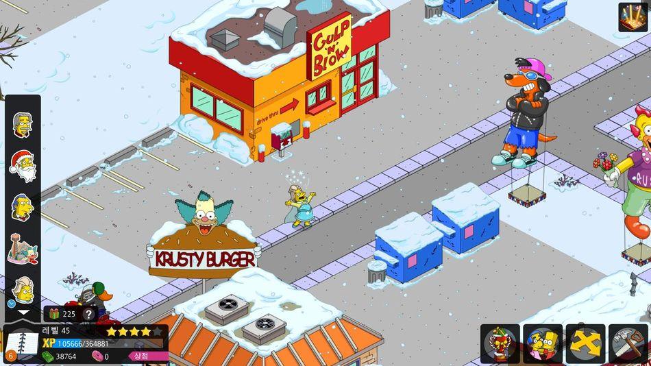 """Elsa"" Martin The Simpsons Springfield"