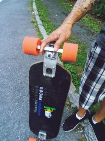 Gbomb Skateboarding