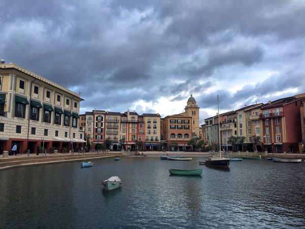 Shot On IPhone 6s Loews Portofino Bay Hotel Universal Orlando