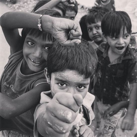 Childhood means simplicity. Look at the world with the child's eye - it is very beautiful. ~Kailash Satyarthi Childreninmyfeed Instagram_ahmedabad