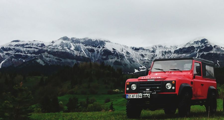 Mountain Mountain Range Forest Snow Landroverlove Defender_life_style Nature No People Pine Tree Landrover Defender Snowcapped Mountain Offroad Adventure Springtime Spring Mountainsnow Beauty In Nature Snowy Mountains Springsnow Mountain Peak Accidents And Disasters Landscape Rural Scene Day Tree