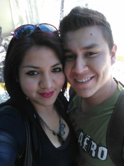 Miriam Estiven ParejaPerfecta Selfies Time Juntos Por Siempre :3