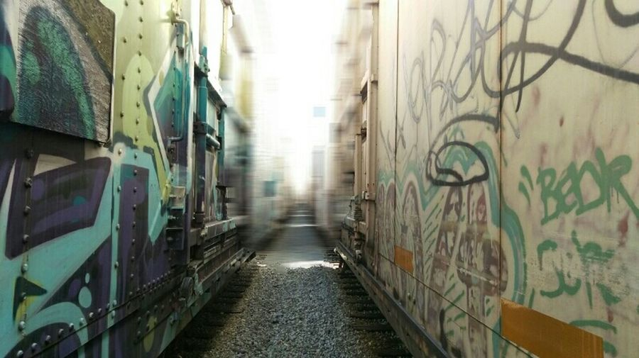 Trainyard Graffiti