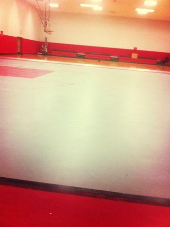 Nobody's hereeeee! When Boredom Strikes. Gym Flow Basketball