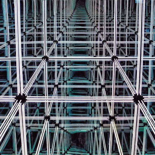 Abstract Apstract Architecture Infinity Infinity ∞ Lines Mirror Pipes