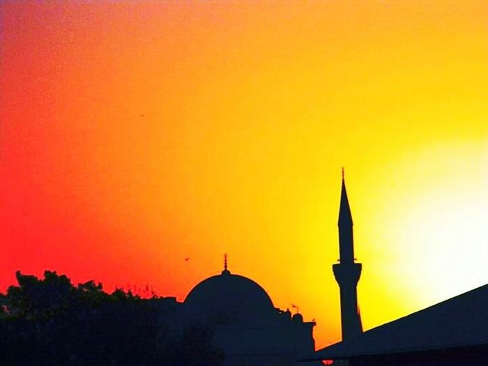 Sunset Istambul