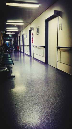 At Hospital Autumn 2015 The Places I've Been Today Krankenhaus Feeling Sick Getting Medicine