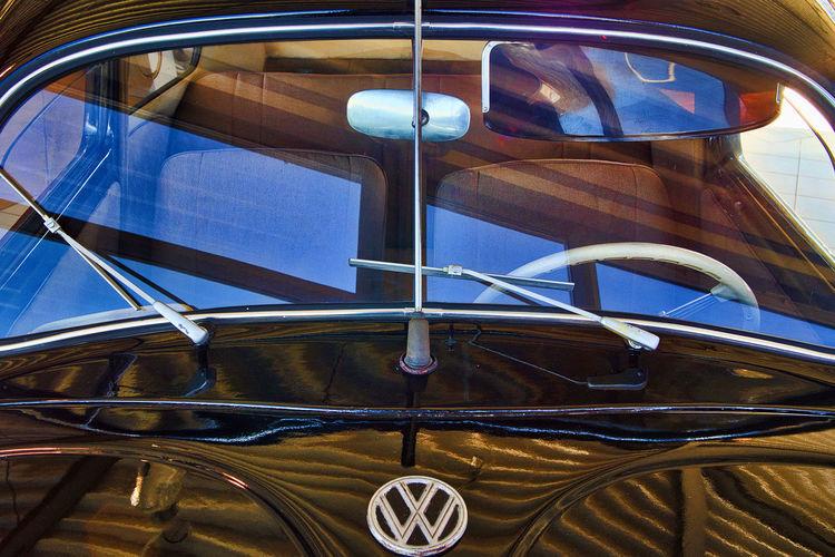 VW VW Beetle VW Käfer Land Vehicle Mode Of Transport Oldtimer Transportation