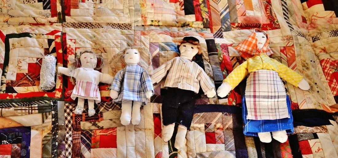 My Hobby We Are Family Family Union Creepy Art Creepy Doll