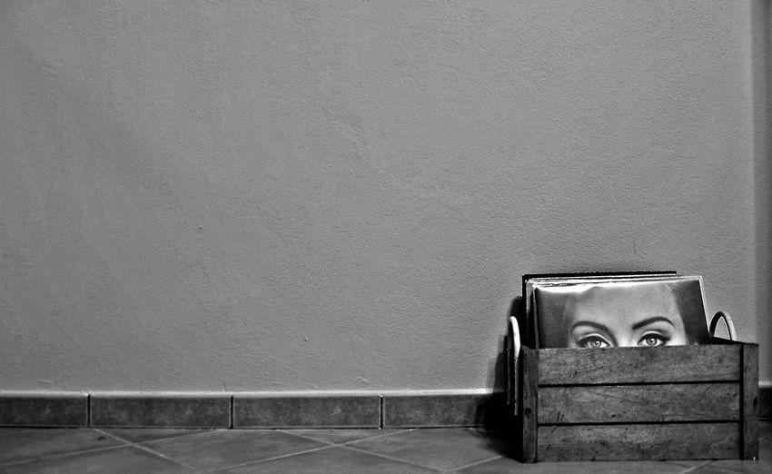 Adele Adelehello Black & White Minimal Minimalism No People Wall