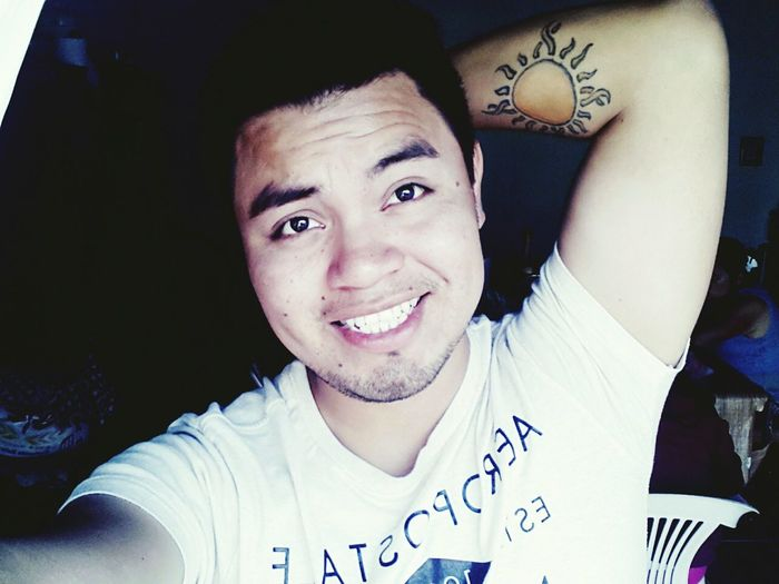 Tatto Sol Smyle I Am ♡