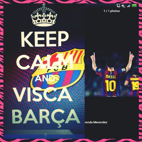 My Pride My Team ♥ #Messi #10