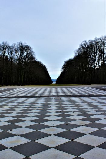 Day Herrenchiemsee Herreninsel Nature No People Outdoors Sky The Way Forward Tree War Memorial