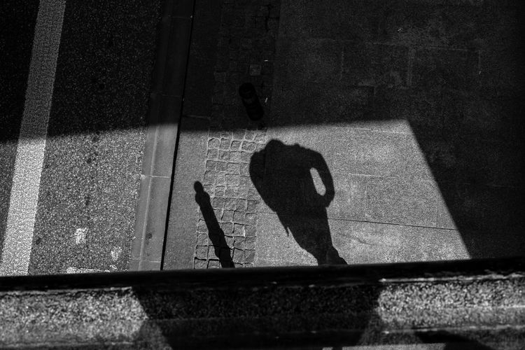 Gone into the light Cement City Life Concrete Day One Man Only Outdoors Shadow Shadows & Lights Street Photography Streetphoto_bw Streetphotography Urban Urban Geometry Walk Walking Around The Street Photographer - 2017 EyeEm Awards