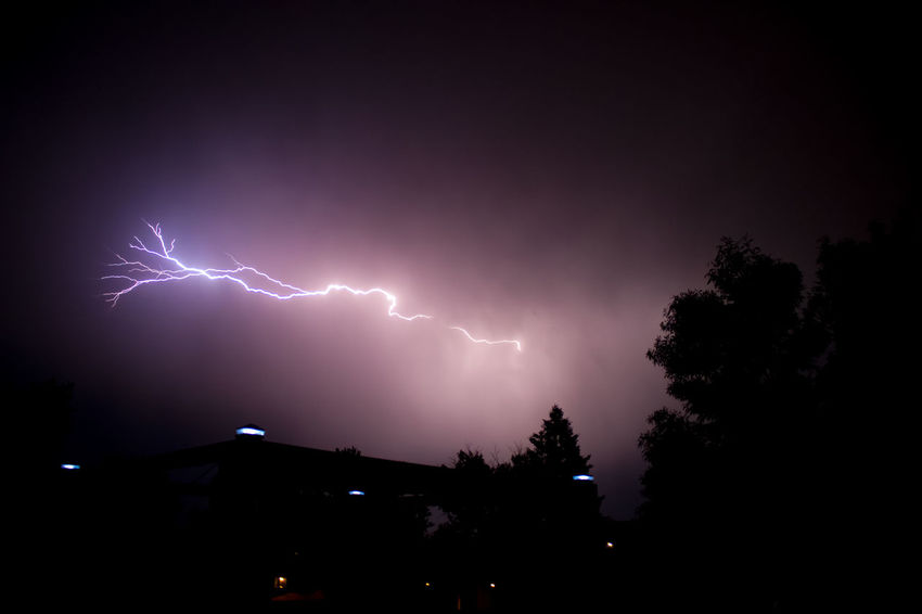 Beauty In Nature Dark Glowing Illuminated Light Lightening Lightening Strikes Lighteningstrikes Low Angle View Multi Colored Nature Night No People Outdoors Power In Nature Sky Storm Storm Cloud Stormy Weather Tranquil Scene Tranquility Weather Colorado