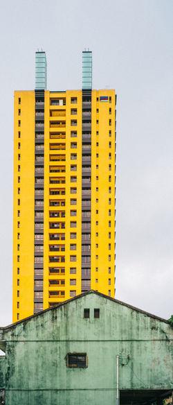 City Apartment Sky Architecture Built Structure Building Exterior