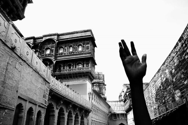 Up Close Street Photography B&w Street Photography Streetphotography Jodhpur Rajasthan Everydaylife India Everyday Life Mehrangarhfort Existence Fort The Week Of Eyeem Telling Stories Differently