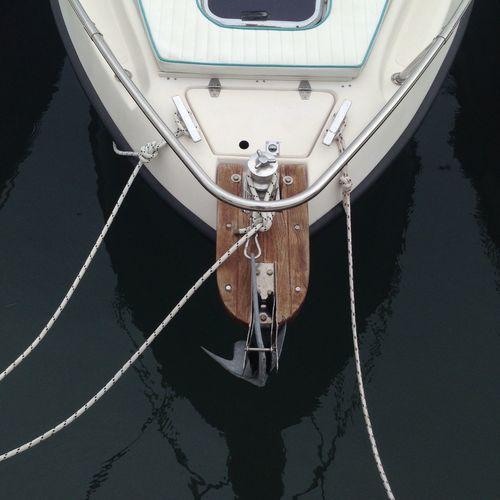 Boat nose Boat Above Harmony Equilibrium