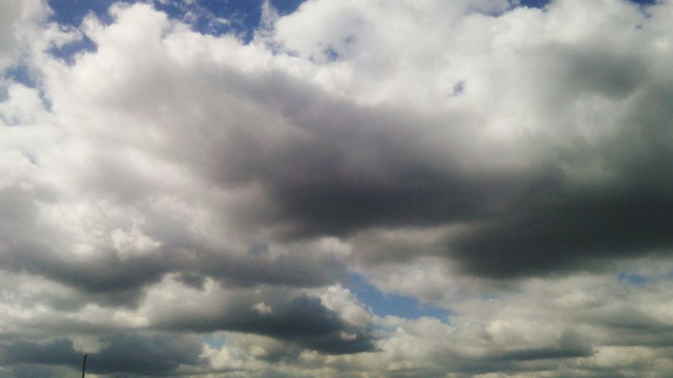 Clouds And Sky will always show u the way!