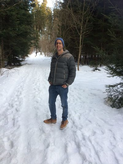 Mein Schatz EyeEm Selects Cold Temperature Winter Snow Nature One Person Full Length