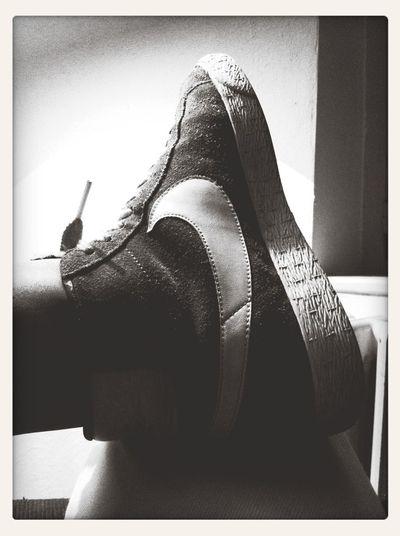 Nike blazer  Noir&blanc