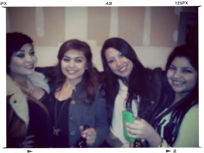 I'm glad I got a chance to get to know these girls :D