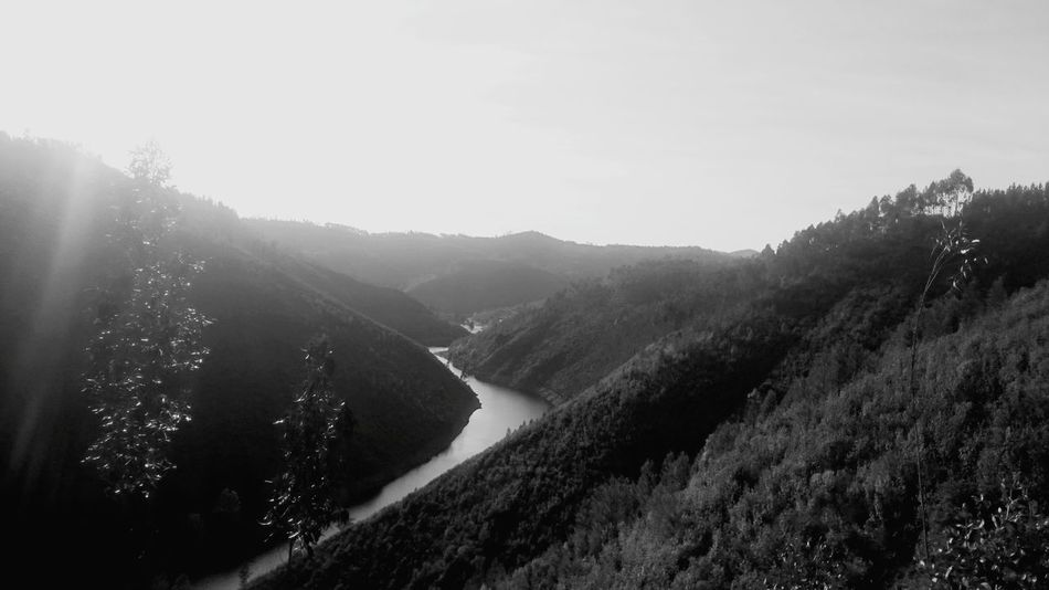 Nature Landscape Beauty In Nature Mountain Range Water No People Mountain Castelo Branco Portugal Welcome To Black