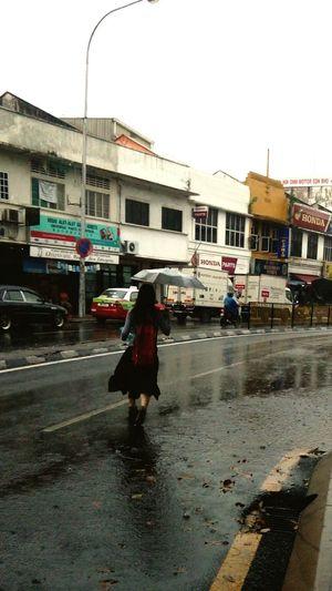 Raining Season Streetphotography