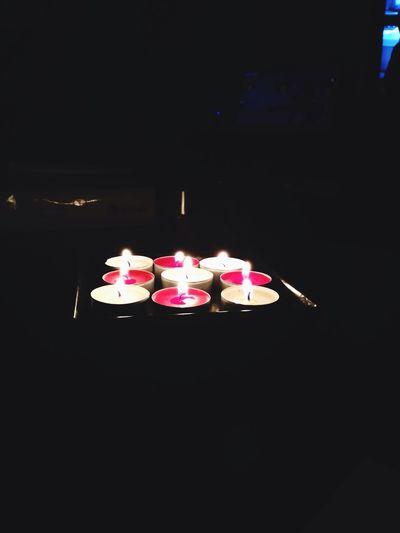Octobernight Candle Autumn Cosy