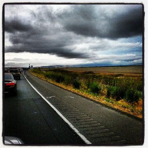 Clouds Traffic Vallejo Sonoma igerssac